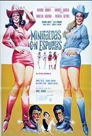 Minifaldas con espuelas Poster