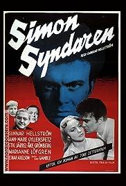 Simon syndaren Poster