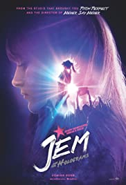Jem and the Holograms (2015) Poster - Movie Forum, Cast, Reviews
