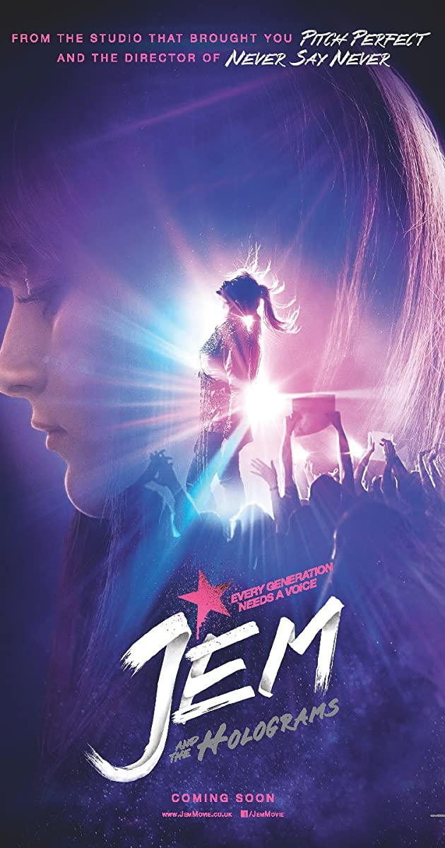 Jem and the Holograms (2015) Online