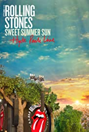 The Rolling Stones: Sweet Summer Sun - Hyde Park Live Poster