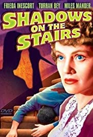 Shadows on the Stairs Poster