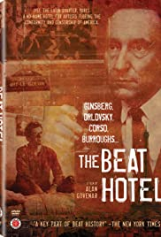 The Beat Hotel Poster