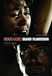 Die Insel der blutigen Plantage Poster