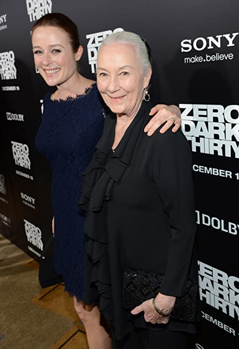 Jennifer Ehle and Rosemary Harris at Zero Dark Thirty (2012)
