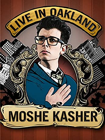 a description of kasher cashing in with his voice