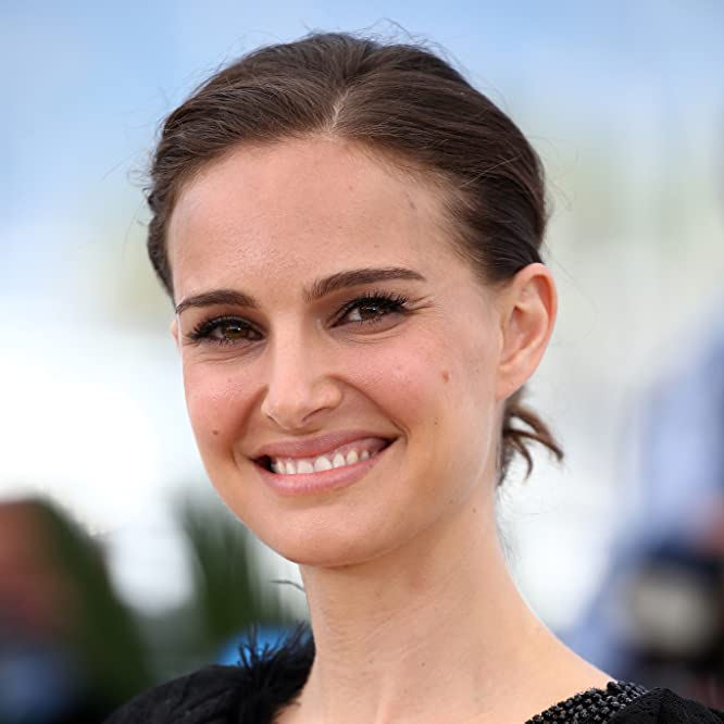 Natalie Portman at an event for A Tale of Love and Darkness (2015)