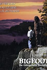 Bigfoot: The Unforgettable Encounter (1994) Poster - Movie Forum, Cast, Reviews