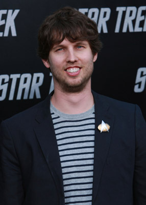 Jon Heder at an event for Star Trek (2009)