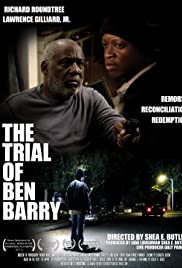 The Trial of Ben Barry Poster
