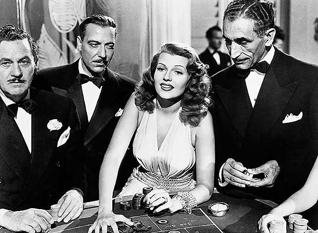 Rita Hayworth and Joseph Calleia in Gilda (1946)