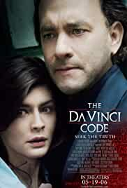 The Da Vinci Code 2006 Extended BluRay 720p 1.4GB ( Hindi – English ) MKV