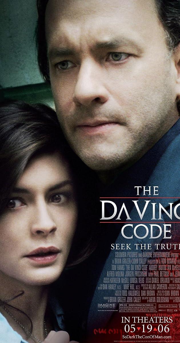 a movie analysis of the da vinci code