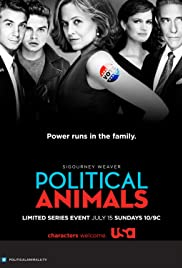 Political Animals Poster