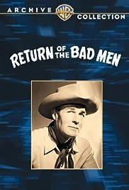 Return of the Bad Men Poster