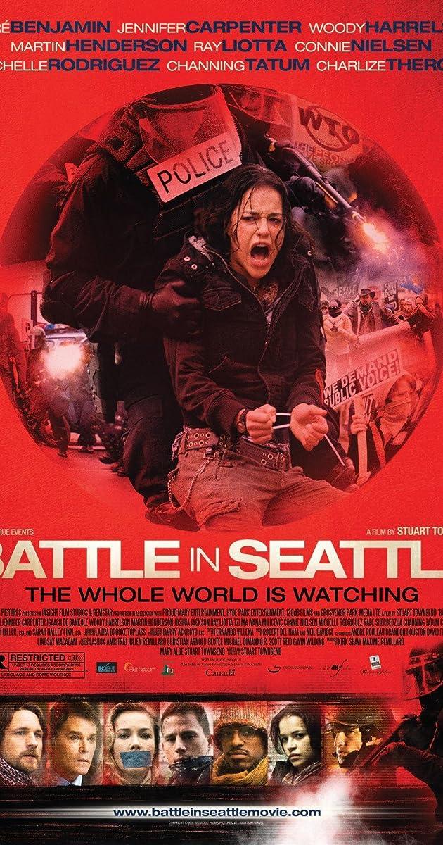 A Batalha de Seattle Legendado