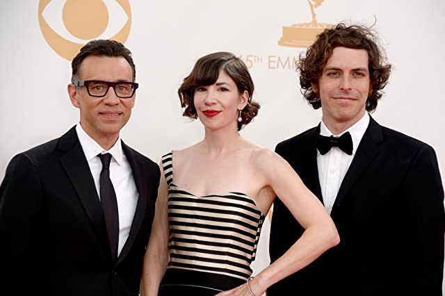 Fred Armisen, Carrie Brownstein, and Jonathan Krisel