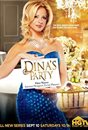 Dina's Party Poster