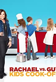 Rachael vs. Guy: Kids Cook-Off Poster
