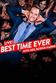 Best Time Ever with Neil Patrick Harris Poster - TV Show Forum, Cast, Reviews