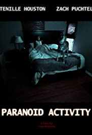 Paranoid Activity Poster