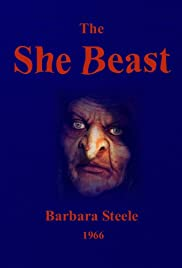 She Beast (1966) Poster - Movie Forum, Cast, Reviews