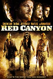 Red Canyon (2008) Poster - Movie Forum, Cast, Reviews