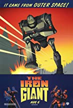 Primary image for The Iron Giant