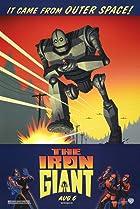 The Iron Giant (1999) Poster