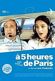 Hamesh Shaot me'Pariz Poster
