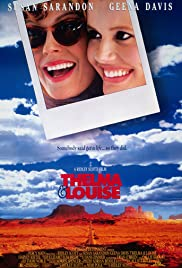 Thelma & Louise (1991) Poster - Movie Forum, Cast, Reviews
