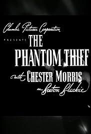 The Phantom Thief Poster
