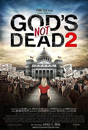 Poster Gott ist nicht tot 2