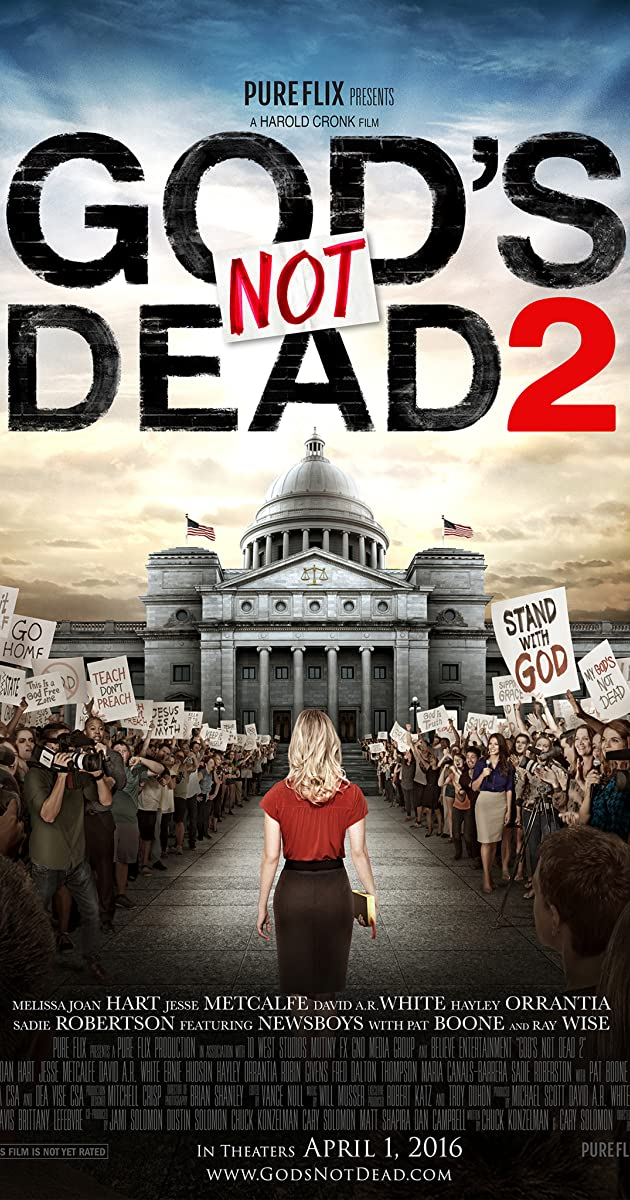 Gods Not Dead 2 (2017)