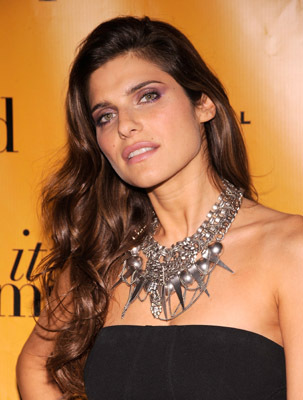 Lake Bell at an event for It's Complicated (2009)