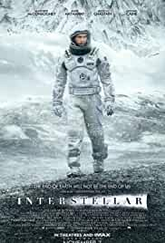 Interstellar Filmplakat
