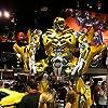 Bumblebee Transformer at Hasbro booth