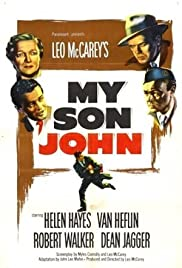 My Son John (1952) Poster - Movie Forum, Cast, Reviews