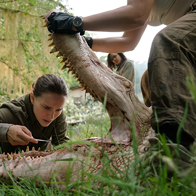 Natalie Portman in Annihilation (2018)