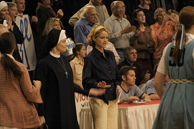 Carla Gugino and Marley Shelton in The Mighty Macs (2009)