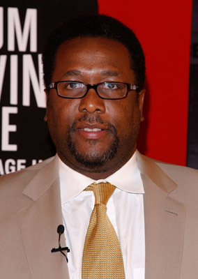Wendell Pierce at The Wire (2002)