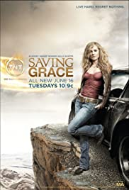 Saving Grace Poster - TV Show Forum, Cast, Reviews