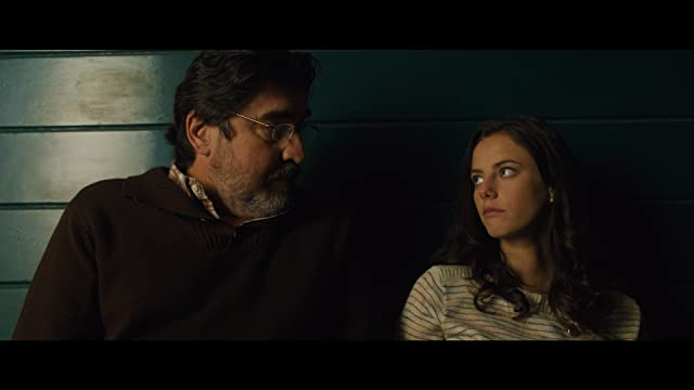 Alfred Molina and Kaya Scodelario in The Truth About Emanuel (2013)