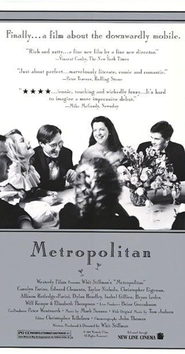 Metropolitan movie showtimes