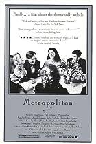 Metropolitan (1990) Poster