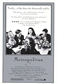 Metropolitan (1990) Poster - Movie Forum, Cast, Reviews