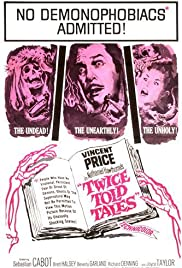 Twice-Told Tales (1963) Poster - Movie Forum, Cast, Reviews