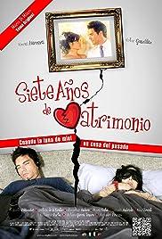 7 Años de Matrimonio Poster