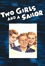 Two Girls and a Sailor Poster
