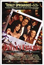 Peter's Friends (1992) Poster